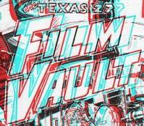 Texas 27 Film Vault poster