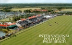 International Polo Club overhead