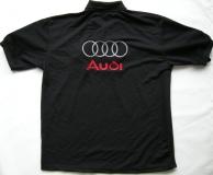 Audi polo shirt