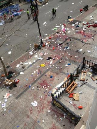 Boston marathon massacre 2