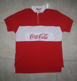 Coca Cola polo shirt