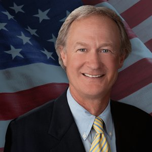 Lincoln Chafee: The only candidate brave enough to address the metric elephant in the room.