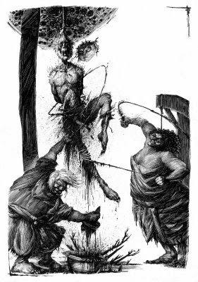 Maldoror 4 3 tormented man