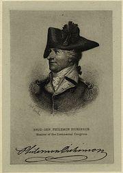 General Philemon Dickinson