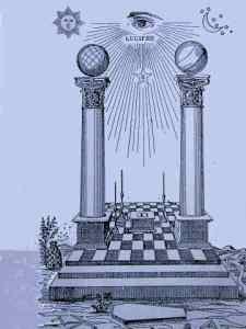 Towers masonic