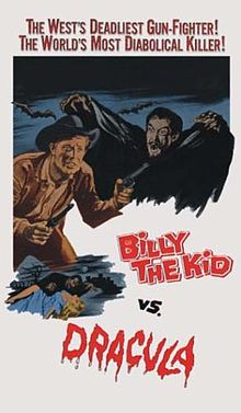 Billy the Kid vs Dracula