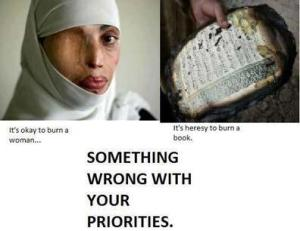 Islam and priorities