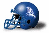 Trinity International Trojans helmet NEW
