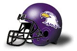 Ashland University Eagles helmet