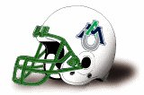 Ave Maria University Gyrenes helmet NEW
