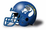 Briar Cliff Chargers helmet NEW