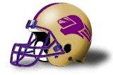 Cal Lutheran Kingsmen helmet