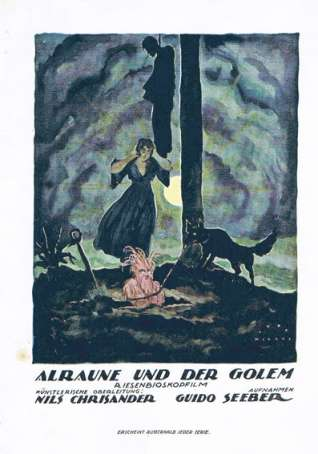 Isabella of Egypt Alraune and the Golem