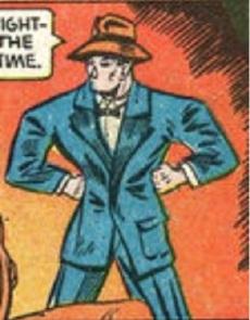 Marvel MLJ FULL BODY