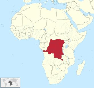 Nyanga territory