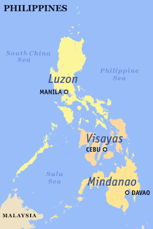 Philippine Islands