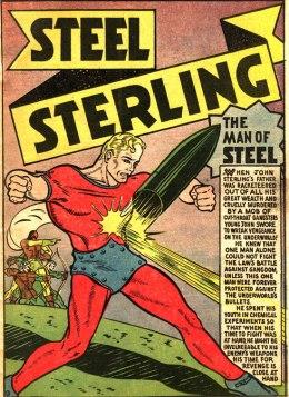 Steel Sterling