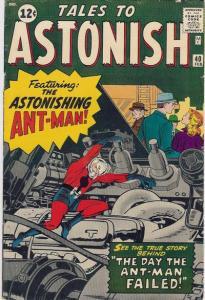 Tales to Astonish 40