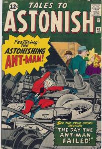 Tales to Astonish 40