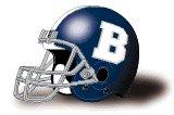 Berry College Vikings helmet