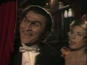 Jack Palance and THE Billie Whitelaw in Dan Curtis' Dr Jekyll and Mr Hyde.