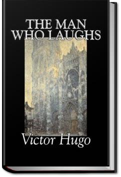 Man who laughs book cover