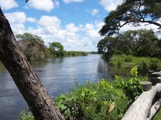 Nyanga river