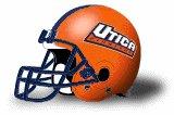 Utica College Pioneers helmet