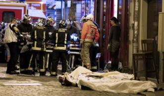 Muslim attacks in Paris 2