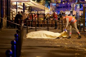 Muslim attacks in Paris 3
