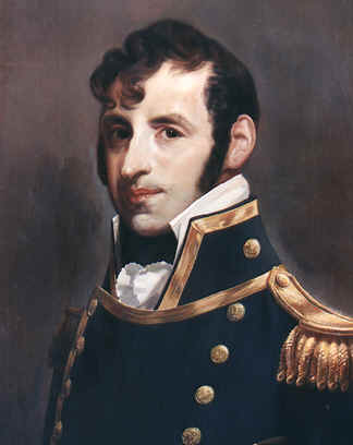 U.S. Naval hero Stephen Decatur
