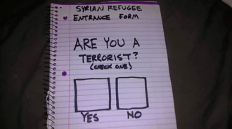 Don't laugh - Obama probably drew this up himself.