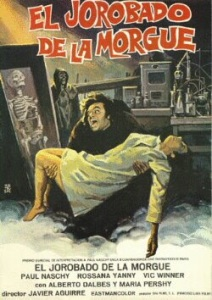 Hunchback of the Rue Morgue