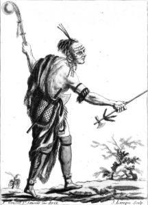 Iroquois Warrior