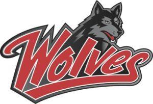 Western Oregon Wolves logo