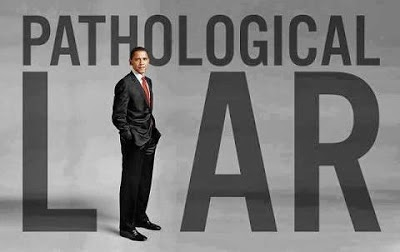 Obama pathological liar BIG
