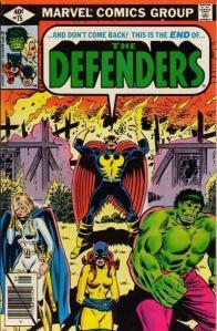 Defenders 75 Poetic Justice