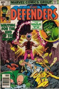 Defenders 77 Waiting For ... World
