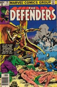 Defenders 79 chains of love