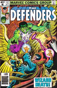 Defenders 82 hulk on bird vs Doc