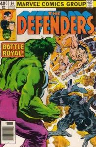 Defenders 84 Battle Royal