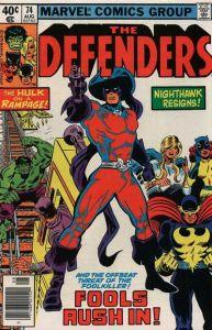 Foolkiller Defenders 74