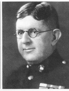 Major Berkeley