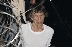 Mick Jagger old
