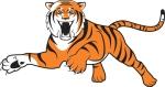 Reedley College Tigers logo