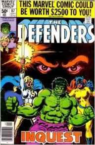 Defenders 87 Inquest