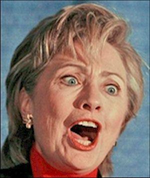 Hillary shrill