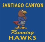 Santiago Canyon College Running Hawks