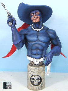 Foolkiller statue painted