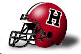 Harvard Crimson helmet